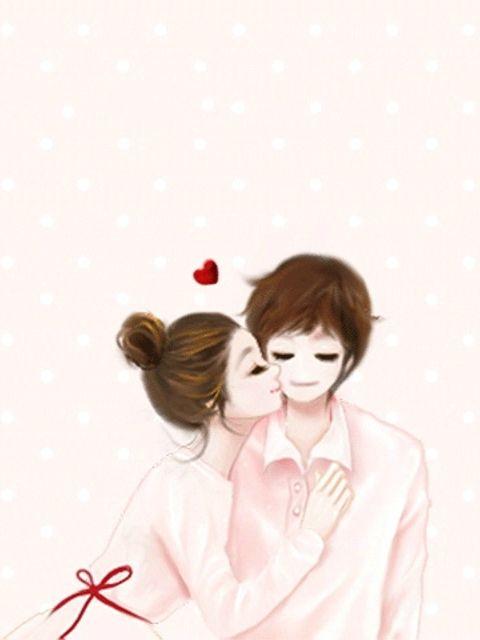 Cartoon Boy And Girl Love Wallpaper Pin On ღೋ Love ღೋ