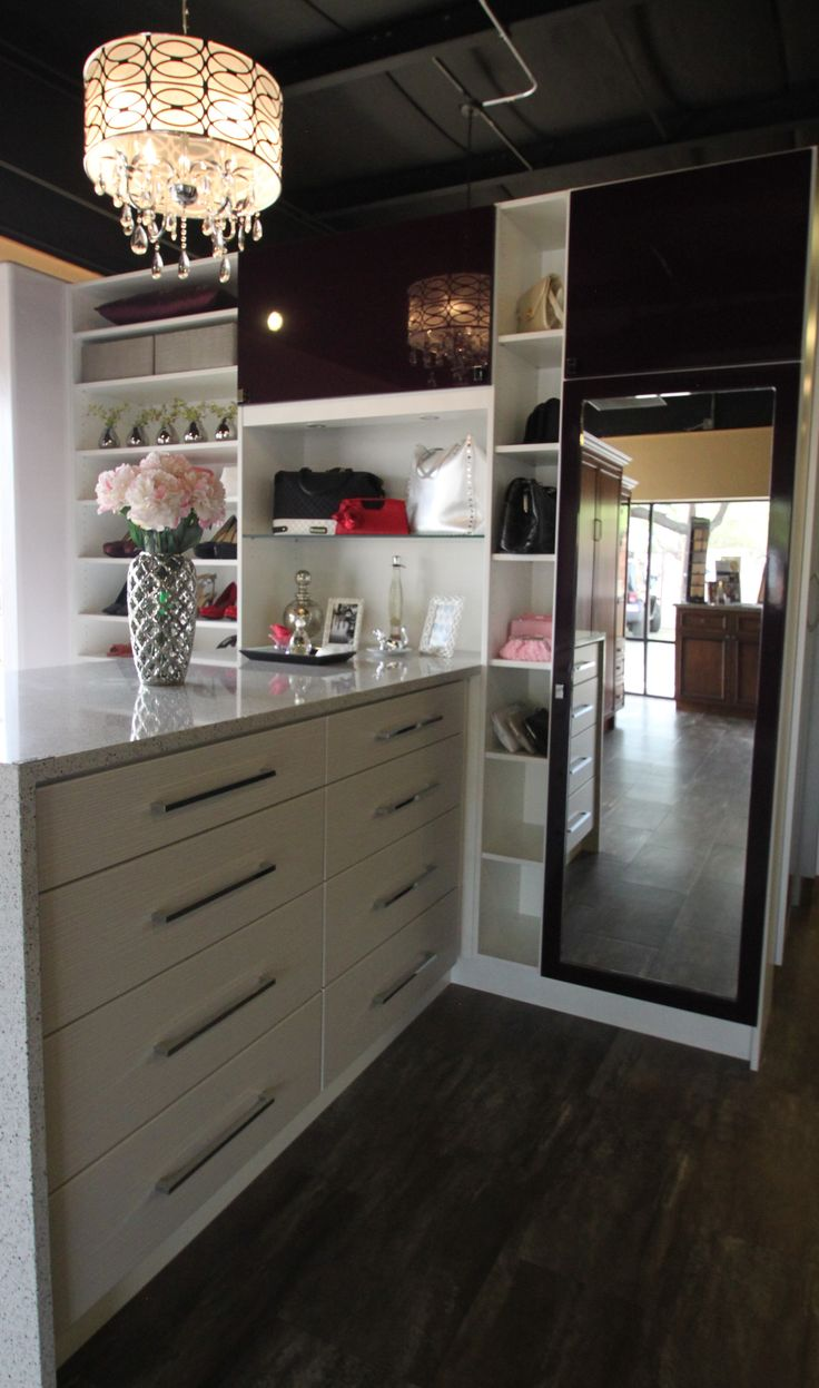 View A Gallery Of Custom, Quality Walk In Closets, Wall Closets, U0026. TrendsTucson  ArizonaCustom ...