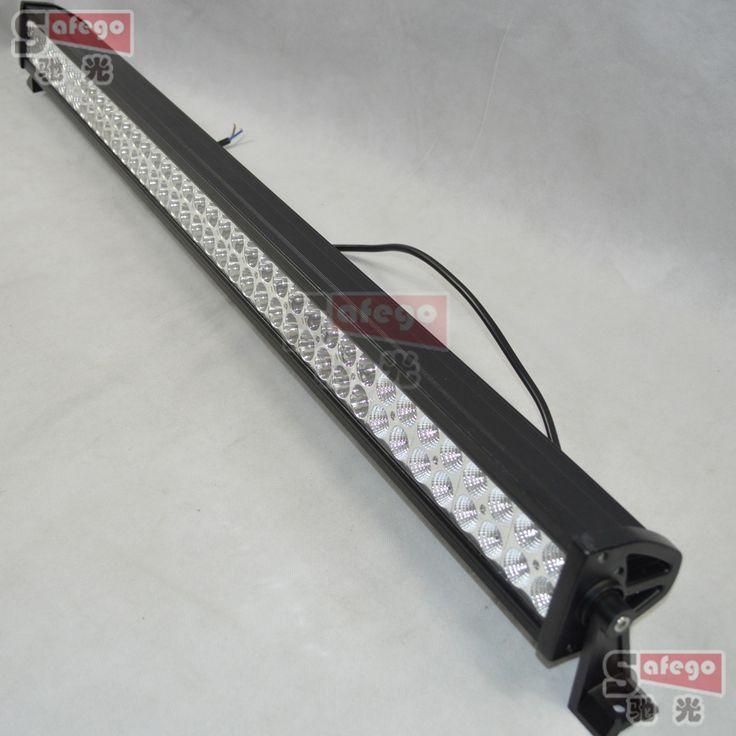 107.06$  Buy here - http://ali49f.worldwells.pw/go.php?t=1786205562 - 1 pcs 240W led light bars for trucks led light bars 12v  LED WORK LIGHT BAR LED DRIVING LIGHT FOR OFFROAD ATV 4x4 TRUCK Combo
