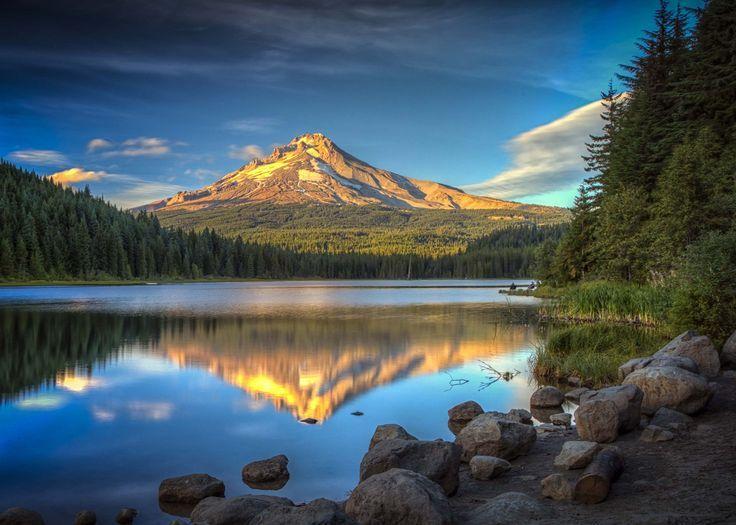 ***Mt. Hood (Oregon) by Roy OBrien on 500px