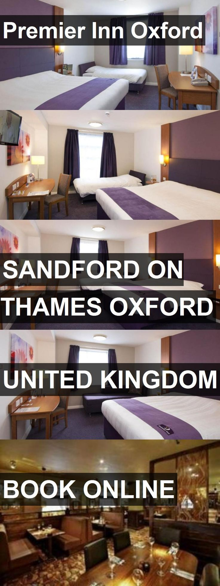 Hotel Premier Inn Oxford in Sandford on thames Oxford, United Kingdom. For more information, photos, reviews and best prices please follow the link. #UnitedKingdom #SandfordonthamesOxford #PremierInnOxford #hotel #travel #vacation