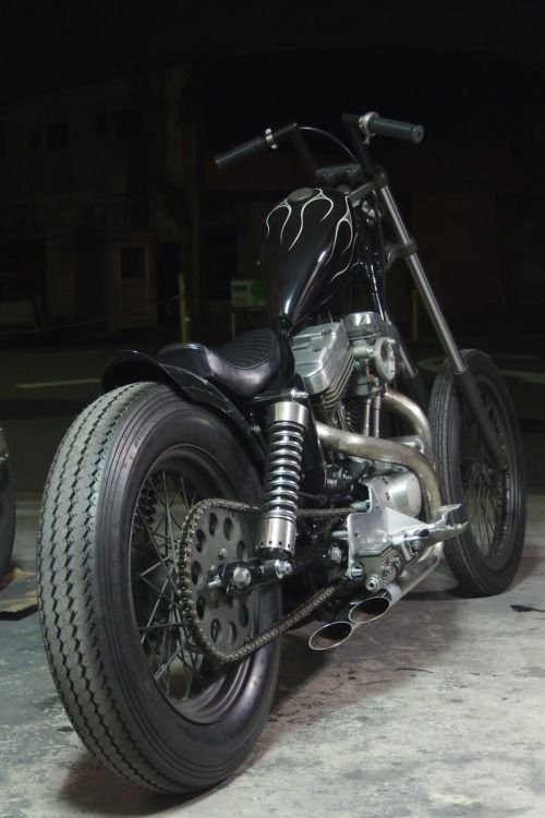 Harley chopper