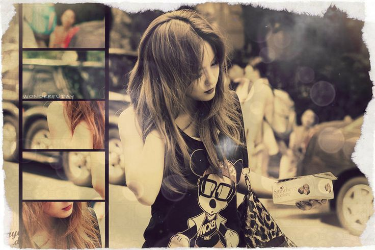 Hyomin so beautyful