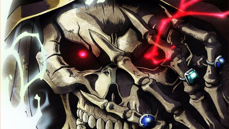 With all the exciting anime announcements we have seen over the past year, 2018 is already proving that it is going to be a great year for continuing and new anime series!  Here are some of the series we can't wait to see!    Overlord Season 2 (January) In September, a message appeared on the