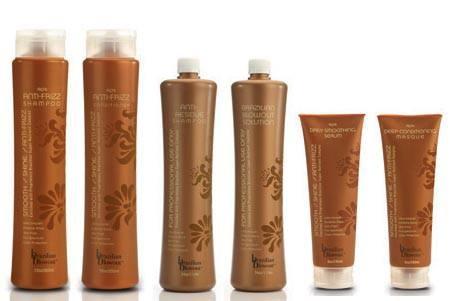 Productos de BRAZILIAN BLOWOUT    -Shampoo y acondicionador - $65 ambos (12 onzas c.u.)    -Mascarilla para el pelo - $35    -Leaving condition - $35    Especial hasta el 30 de junio de 2013
