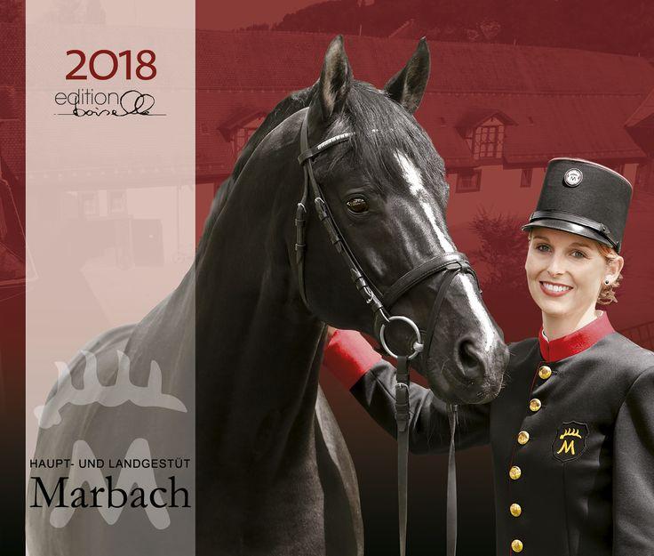 Gestütskalender Marbach 2018 zu gewinnen
