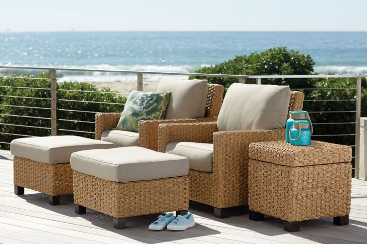 Summit Seating Collection from Orchard Supply Hardware Beach House