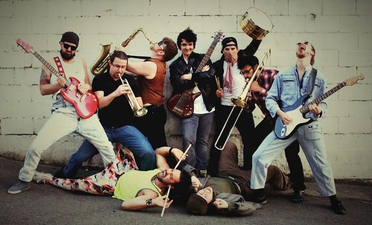 Interview with Tayo Branston of Five Alarm Funk.