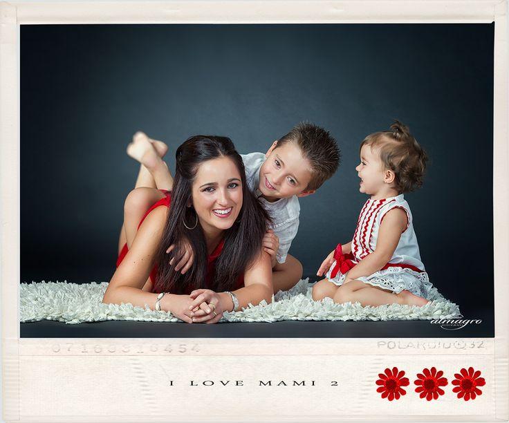 I LOVE MAMI - Tere, Alvaro & María