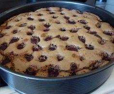 Rezept Kirsch-Schoko-Nuss Kuchen , Kirschkuchen von Mia.Stella - Rezept der Kategorie Backen süß