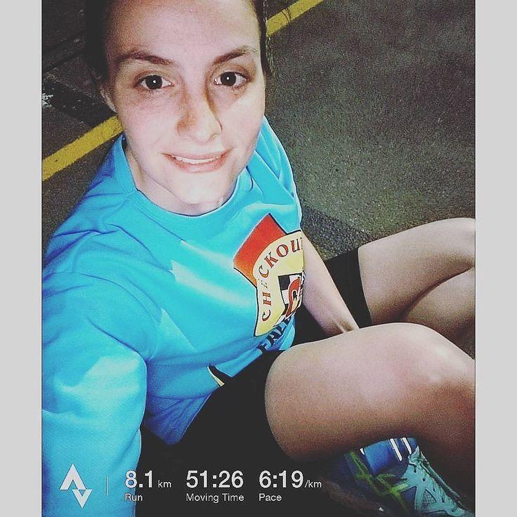 "97 Likes, 11 Comments - S H A N N O N - C L A I R E 👊 (@shan_claire_za) on Instagram: ""8km TT 👊 _ New PB of 51:26 _ ""It doesn't get easier, you get stronger."""""