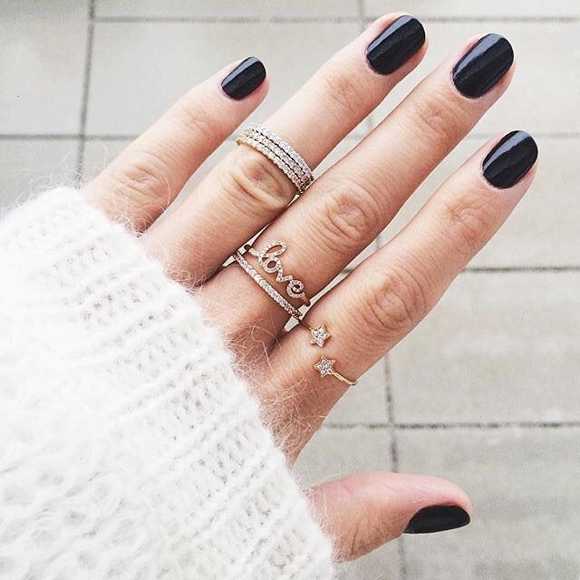 @ketchembunnies makes the case that dainty stacked rings are the new arm parties and we're sold on these sparkly details | Get ready-to-shop details with www.LIKEtoKNOW.it | www.liketk.it/1NfdU #liketkit by liketoknow.it