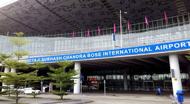 Security Hiked At Kolkata Airport After Threat Call    Security has been increased at the Netaji Subhash Chandra Bose International Airport in Kolkata after a threat call was made to the Kolkata Police Headquarters at Lalbazar on Wednesday morning. Thorough security checks are being carried out at the airport both at the cargo and the passenger terminal. The Central Industrial Security Force (CISF) which is in charge of airport security suspects the call is a hoax. All cars entering the…