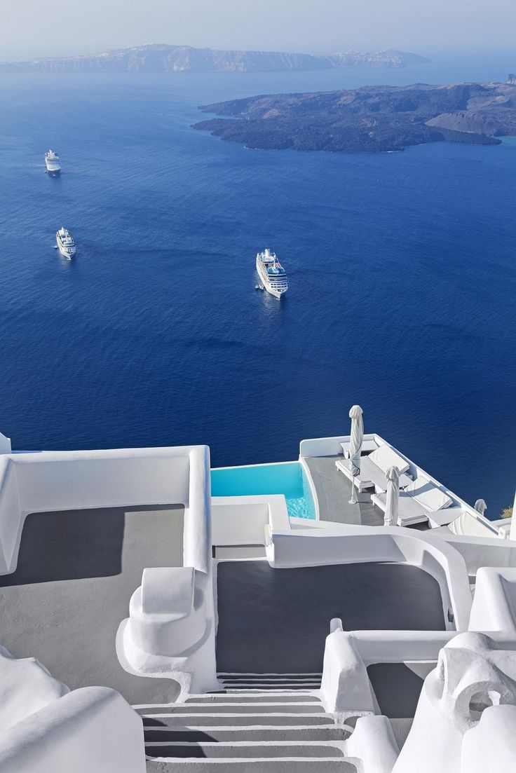 The chromata hotel a luxury hotel in santorini with amazing views