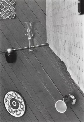 Zeke Berman. Still Life with Glass. 1978