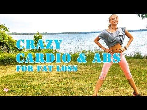 Fat Loss Cardio ♥ Best Abs & Cardio Fusion - YouTube- Only 7 minutes