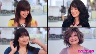 This video by NewBeauty Magazine gives some great tips for finding the perfect bangs for your face shape. http://karasglamourblog.blogspot.com/2013/09/the-perfect-bangs-for-your-face-shape.html