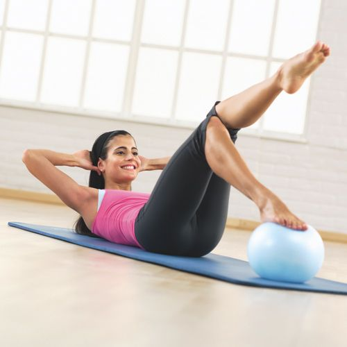 how to use pilates ball