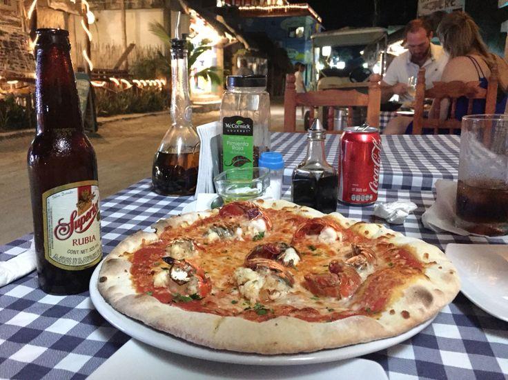 Pizza de Langosta