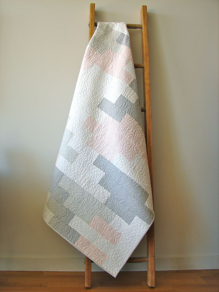 Value Bricks by Jacquie Gering - the colors and quilting on this is just awe inspiring