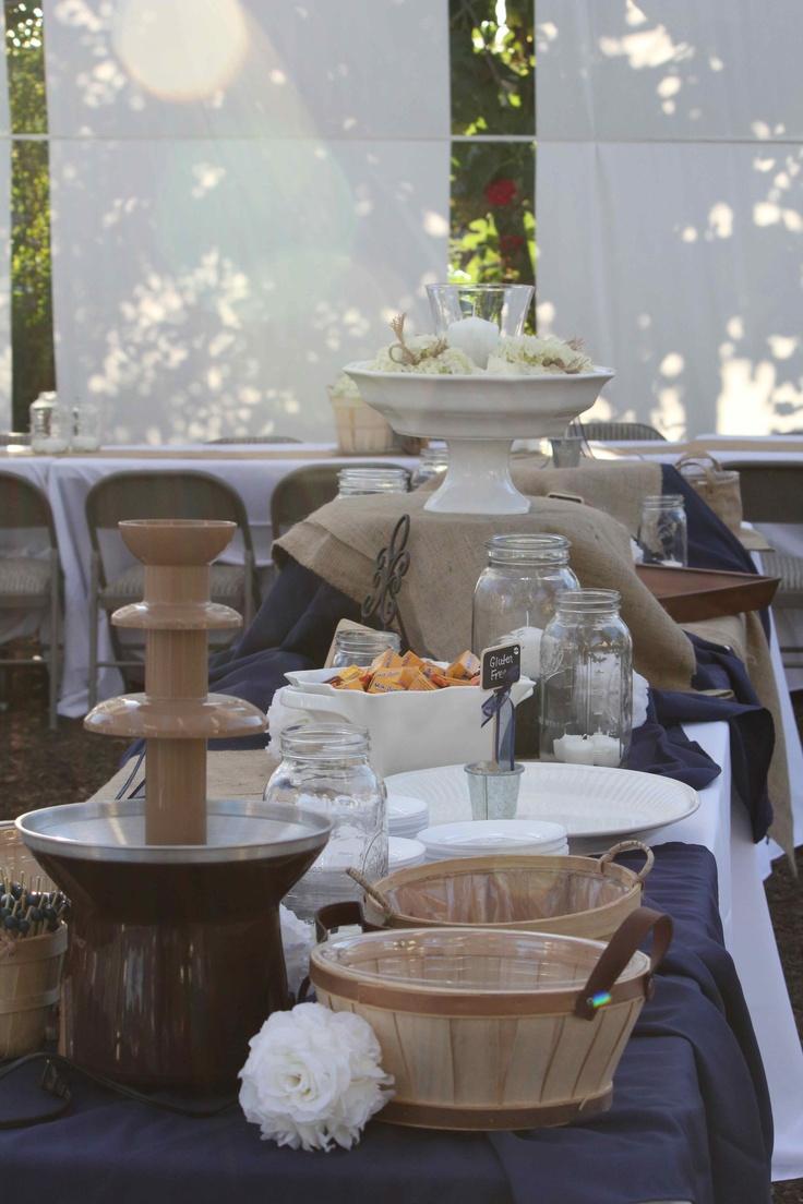 47 best diy backyard wedding reception images on pinterest