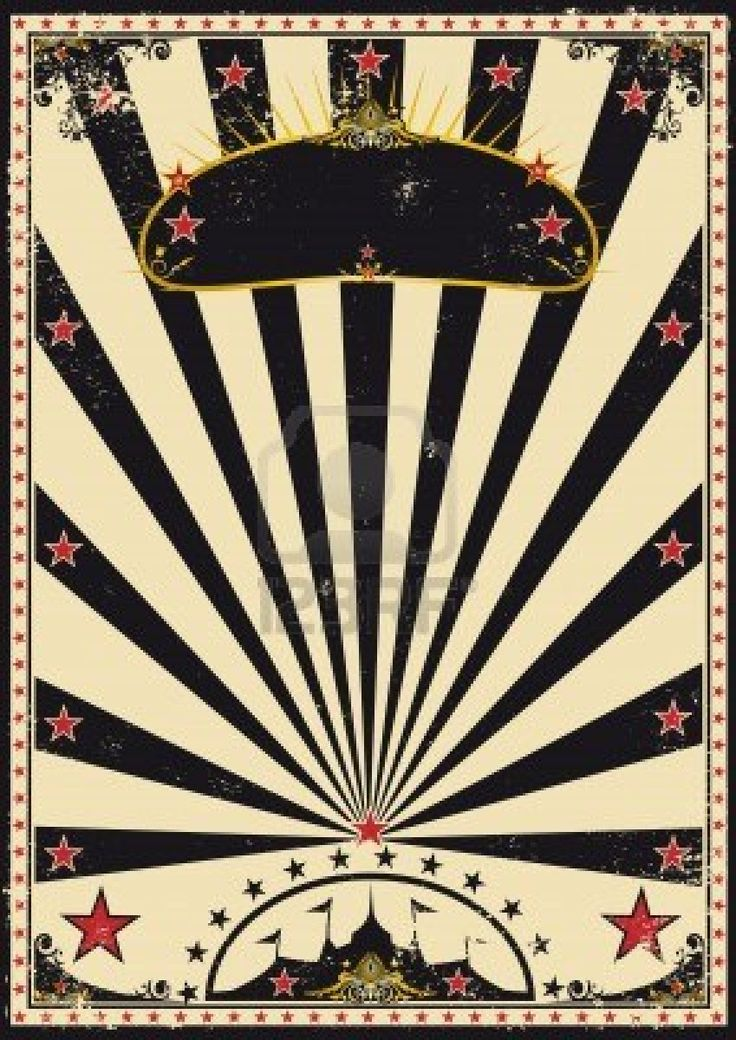 Image detail for -Retro Circus Poster For Your Advertising Royalty Free Cliparts ...