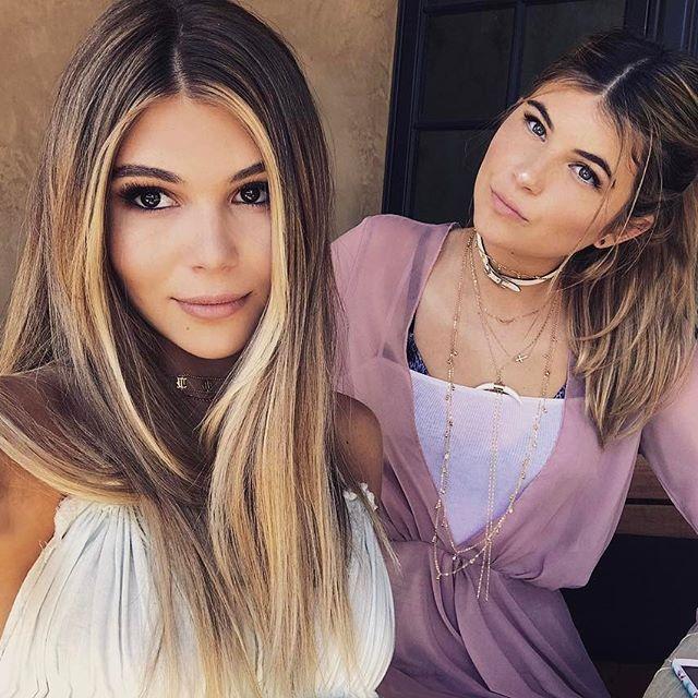 Olivia and Bella Giannulli