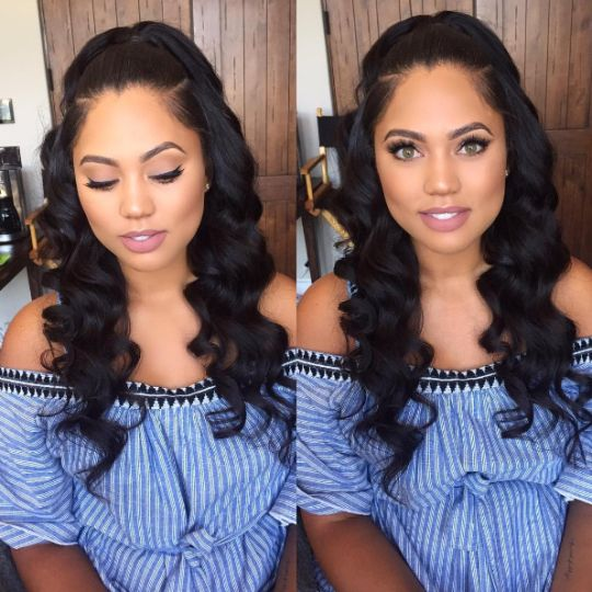 Natural Beat- Ayesha Curry