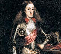 Carlos ll. El hechizado.  La triste historia de un rey enfermizo, no capacitado para gobernar. Con el se acaba la dinastía de Austrias  en España. Conflicto dinástico.