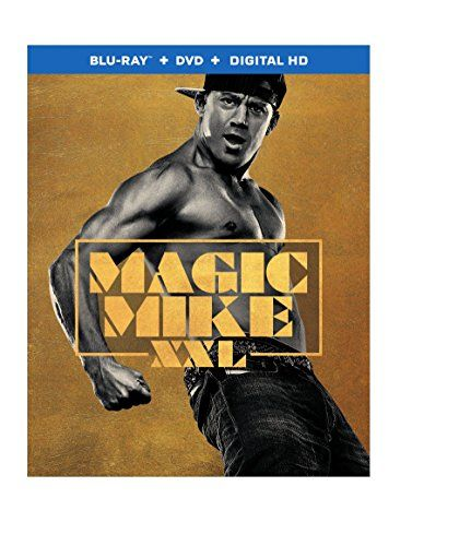 Added in DVD and in Blu-Ray to R shelf MAGIC MIKE XXL (BLU-RAY + DVD + ULTRAVIOLET) Warner Home Video http://www.amazon.com/dp/B010W0OJ9K/ref=cm_sw_r_pi_dp_Ckyfwb0MPMAH6