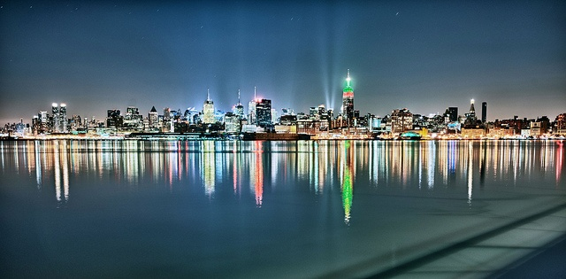 NYC Skyline from Hoboken: Future Travels, Hoboken Hdr, Cities Skyline, City Skylines, Nyc Skyline, Hdr Obsession, Dicello Photography