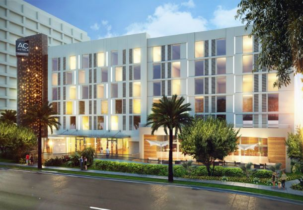 AC Hotel Tampa Airport: Tampa Stylish Hotel - Tampa Business Hotel