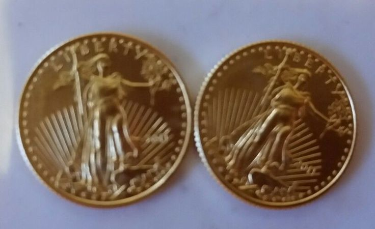 #New post #TWO 1/10 Ounce Gold Eagle Coin-BULLION-Circulated-2011  http://i.ebayimg.com/images/g/tDsAAOSwCU1Yo3tA/s-l1600.jpg      Item specifics     Condition:  New   Country/Region of Manufacture:   United States     Precious Metal Content per Unit:   1/10 oz      TWO 1/10 Ounce Gold Eagle Coin-BULLION-Circulated-2011  Price :... https://www.shopnet.one/two-110-ounce-gold-eagle-coin-bullio