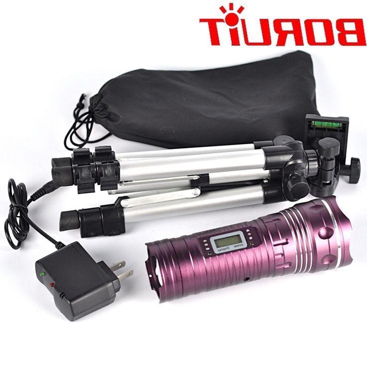 34.99$  Buy here - https://alitems.com/g/1e8d114494b01f4c715516525dc3e8/?i=5&ulp=https%3A%2F%2Fwww.aliexpress.com%2Fitem%2F2000Lm-XML-T6-5-Mode-Blue-White-LED-Flashlight-Torch-Flash-Light-lanterna-tatica-lanterna-recarregavel%2F32392912272.html - 2000Lm XML T6 5 Mode Blue / White LED Flashlight Torch Flash Light lanterna tatica lanterna recarregavel +Battery, Bracket 34.99$