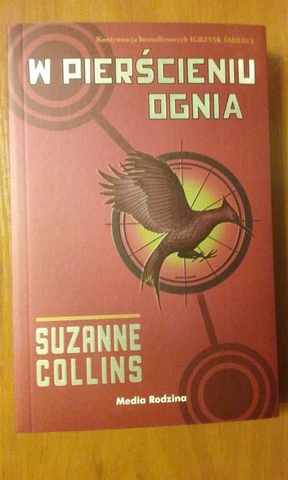 ♥ Catching fire ♥ Polish version ♥ W pierścieniu ognia ♥