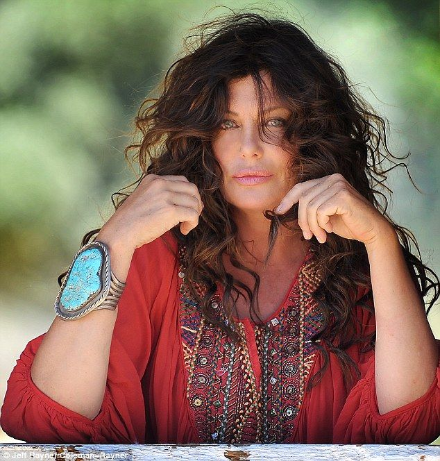 The Woman In Red herself, Kelly LeBrock, admits her divorce from martial arts star Steven Seagal left her fragile and afraid to leave her home...