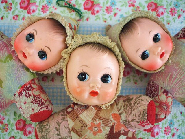 Odd one out... by paperdolly*, via Flickr