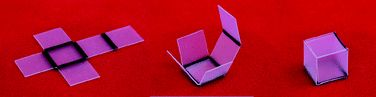 Title: Self-folding of polymer sheets using local light absorption Authors: Ying Liu, Julie K. Boyles, Jan Genzer and Michael D. Dickey Journal: Soft Matter Affiliation: Department of Chemical and ...