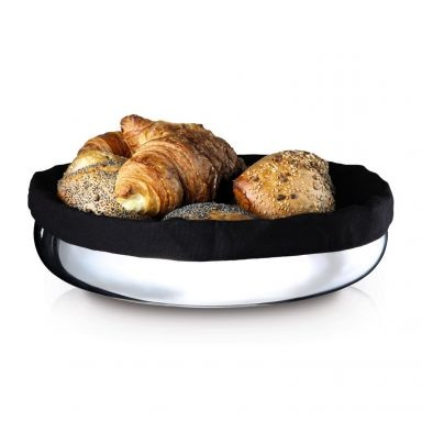 It's big and bold, the Life Magnum Bread Bowl holds the centre of the table with ease. It's perfect for serving rolls and sliced bread, fruit and nuts, snack, chocolates, and pastries to a crowd.