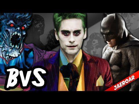 Batman vs Superman Doomsday? & Jared Leto's Joker Confirmed!