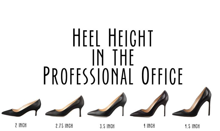Beyond the Black Suit: Heel Height in the professional office, A corporate fashion blog for young professional women who need office wardrobe style inspiration and work wear ideas for the corporate world and government work. 20s, 30s, 40s, 50s, attire, outfits