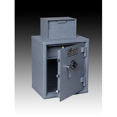 Medium Wide Body Commercial Register Tray Safes Style: Front Loading, Shelves: Five Fixed by Gardall Safe Corporation. $1323.75. FL2522/5-G-C Style: Front Loading, Shelves: Five Fixed Features: -Recessed door discourages prying.-Combination lock surrounded by hard plate with independent re-locker.-Three 1'' bolts extend from the door into the safe as well as a full length dead bolt.-Drop compartment features its own cam lock.-Anchoring holes in the base to secure safe t...