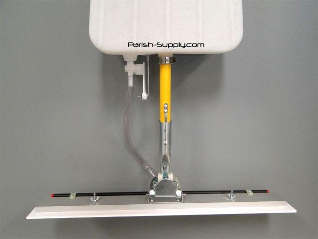 Floor Waxing Machine | Floor Finish Applicator, EZ Way Floor Finish  Applicator