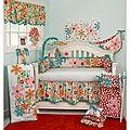 Trend Lab Waverly Pom Pom Play 4-piece Crib Bedding Set - 17941472 - Overstock.com Shopping - Big Discounts on Waverly Bedding Sets