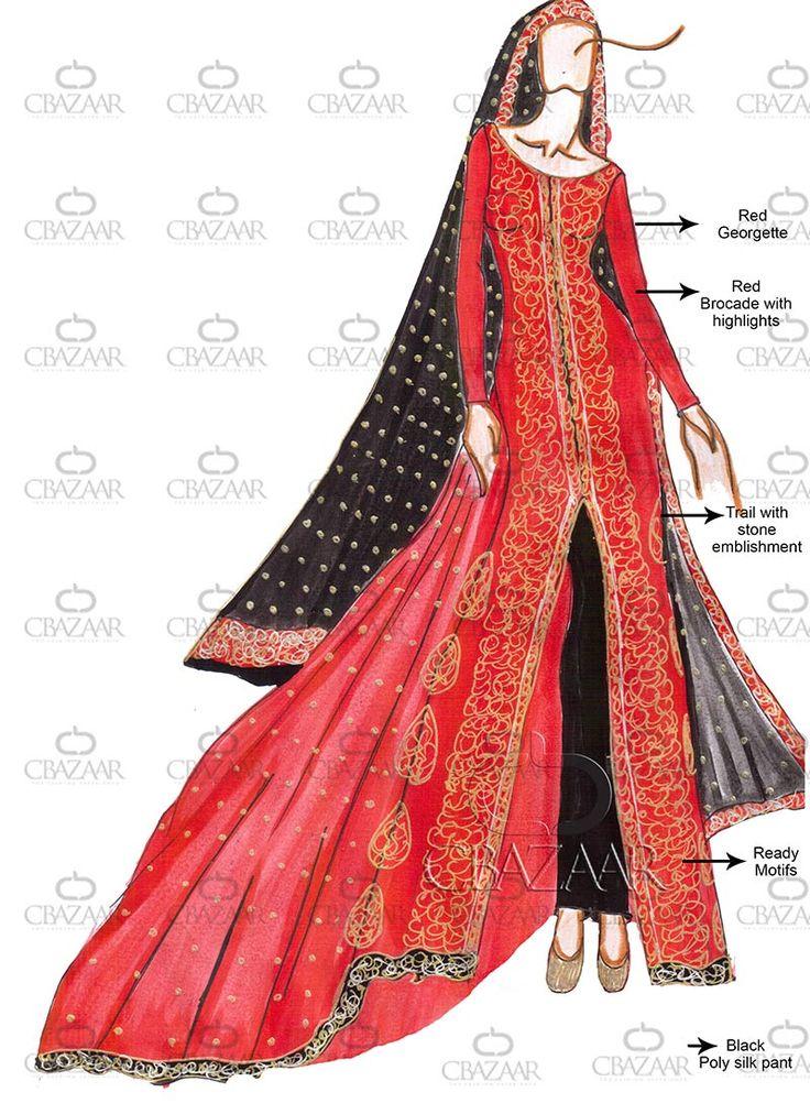 latest fashion illustrations fashion sketches and