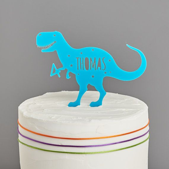 Dinosaur Cake Accessories : Best 25+ T rex cake ideas on Pinterest Dino cake ...