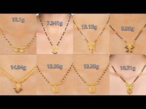 3bab4396d877e Light Weight Gold Ball Chain Necklaces Designs Under 12 Grams ...