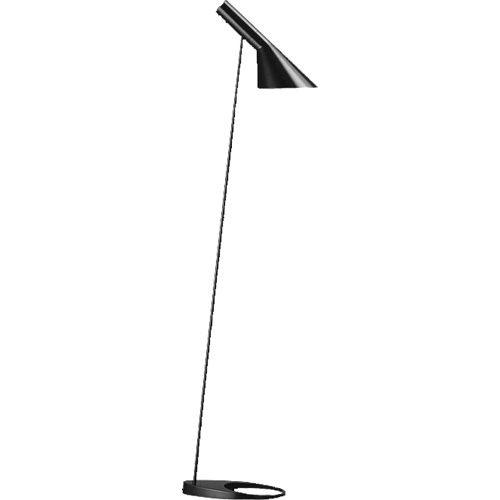 AJ Floor Lamp 60W, black, Louis Poulsen