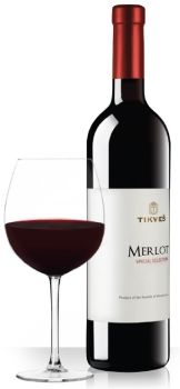 Tikves Winery Merlot Special Selection, € 11,95.