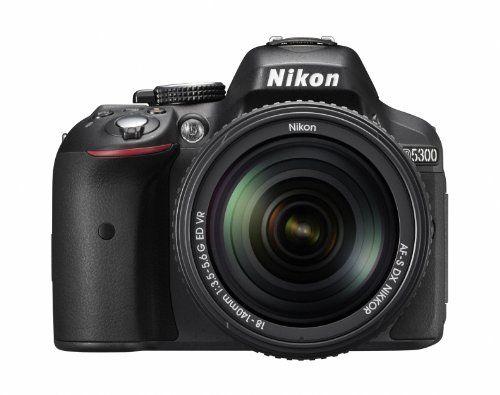 Nikon デジタル一眼レフカメラ  D5300 18-140VR レンズキット ブラック D5300LK18-140VRBK ニコン http://www.amazon.co.jp/dp/B00FYJ5CNC/ref=cm_sw_r_pi_dp_o6YAub1N82Z37